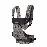 Ergobaby 四式360婴儿背带黑色-Keit Harling BC360AKHBLK