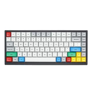 Vortexgear 跃升者Tab75樱桃轴Cherry机械键盘 红轴