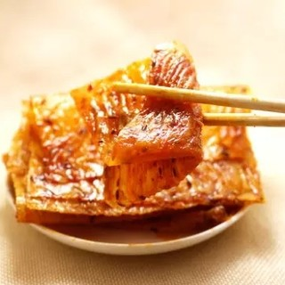 源氏 老式大辣片 230g*5包 送随机5袋小零食