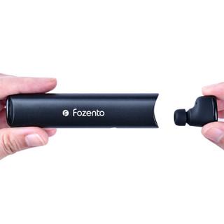 Fozento 暴声 FT20 蓝牙耳机 (暗夜黑、通用、入耳式)