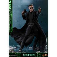 银色月光 1/6 兵人模型MMS466 黑客帝国 Matrix 尼奥 NEO 可动人偶 即到品质定制 现货拍这个