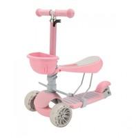滑板车三合一 可推可坐可滑1-4岁溜溜车6岁男孩五合一滑滑车