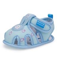 爱婴童   婴儿软底防滑学步鞋
