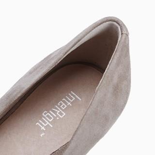 INTERIGHT 单鞋 女士中跟通勤鞋