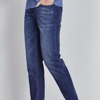 Hodo 红豆 DMHBK226S 男士牛仔裤