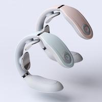 SKG 4098升级款 颈椎按摩器 智能语音