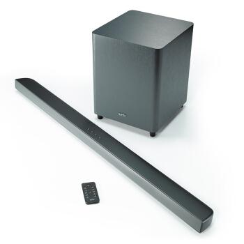 Letv 乐视 无线音箱LT301S 无线蓝牙回音壁 蓝牙无线2.1 (黑色)