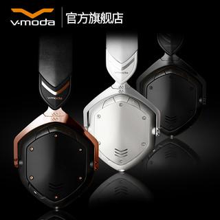 V-MODA Crossfade 2 无线蓝牙耳机 (哑黑色、头戴式)