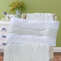 BRAVO 馨而乐 823000179 纤维软枕 (白色、单人、74*48cm、一个装、纤维枕)