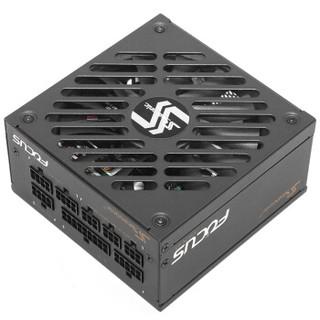 SEASONIC 海韵 FOCUS 650SGX 额定650W SFX-L电源 (80PLUS金牌/全模组/十年质保)