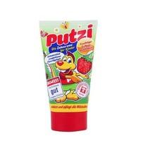 21点开始:Putzi 儿童防蛀牙膏 50ml 草莓味 *2件