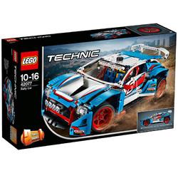 LEGO 乐高 Techinc 机械组系列 42077 拉力赛车