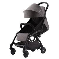 YUYU五代升级款5X超轻便携可坐可躺可上飞机婴儿推车 BB避震伞车