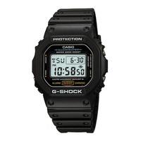 CASIO 卡西欧 G-SHOCK DW5600E-1V 经典电子手表
