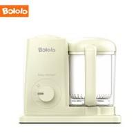 波咯咯(bololo)婴儿多功能蒸制搅拌一体机 辅食机