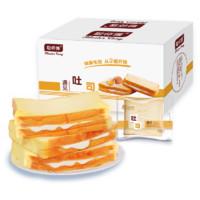 聪师傅 吐司面包 420克