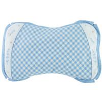 良良(liangliang) 婴儿枕头 婴幼儿护型枕(6到18个月) 蓝色 37*20cm
