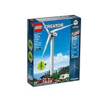 LEGO 乐高 创意百变系列 10268 维斯塔风力?#26032;?#21457;电机