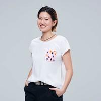 UNIQLO 优衣库 417643 女款Super Geo印花T恤