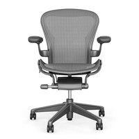 Herman Miller Aeron 赫曼米勒 座椅 标准配置