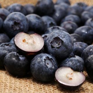 国产蓝莓 4盒装 (125g/盒,单果果径12-14mm左右)