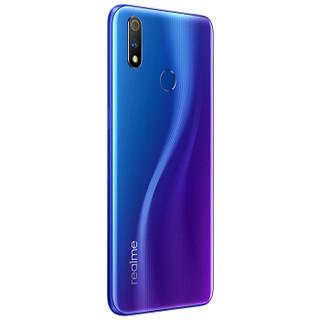 realme 锐尔觅 realme X青春版 智能手机 (6GB、64GB、全网通、氮气蓝)