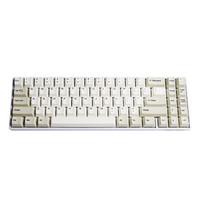 GANSS 高斯 ALT71 蓝牙双模机械键盘 71键 Cherry红轴