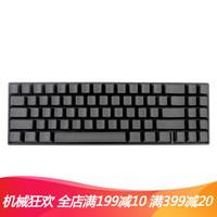 GANSS 高斯 ALT71 蓝牙双模机械键盘 71键 (Cherry青轴、黑色)