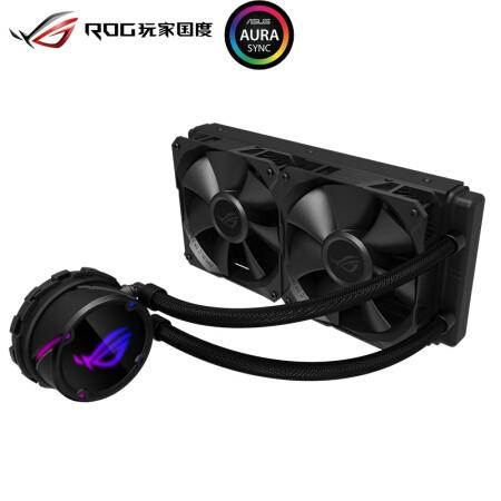 ASUS 华硕  ROG Strix LC 240 飞龙系列 一体式CPU水冷散热器
