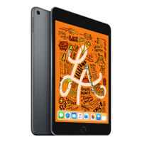 19日0点截止、限地区:Apple 苹果 iPad mini 5 2019款 7.9英寸平板电脑 256GB WLAN版 深空灰色