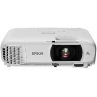 EPSON 爱普生 CH-TW610 家用便携式投影机 白色