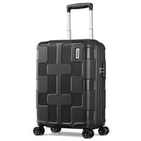 AMERICAN TOURISTER 美旅 DL7 商务旅行箱 灰色 20寸
