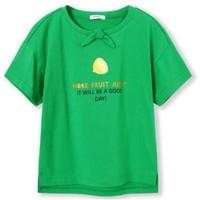 Balabala 巴拉巴拉 女童水果印花短袖T恤