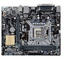华硕(ASUS)H110M-D 主板 ( Intel H110/LGA 1151 )
