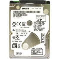 昱科(HGST) 500GB 5400转8M SATA6Gb/s 增强型笔记本硬盘(HTE545050A7E680)