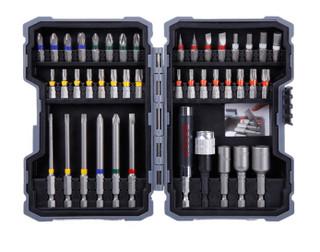 BOSCH 博世 43件螺丝批头套装 塑盒精装