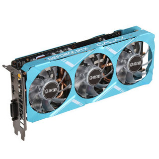 GALAXY 影驰 GeForce RTX 2070 金属大师 显卡