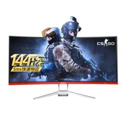 KOIOS K3419QG 34英寸 IPS显示器 (2560×1080、144Hz、FreeSync、98%sRGB)