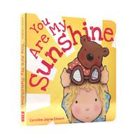 Scholastic 亲子互动早教绘本 You Are My Sunshine 你是我的阳光 (纸板、非套装)