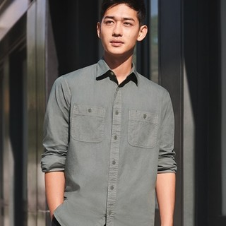 UNIQLO 优衣库  417724 男士衬衫
