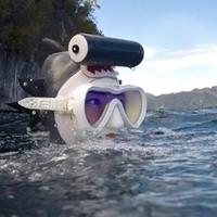 KINNOSCUBA  GULL 锤头鲨  潜水头套