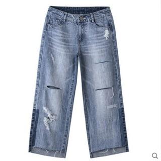 初语 8744401010 女士断码休闲裤