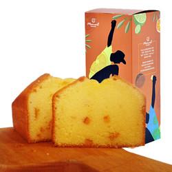麦香威尔 香橙黄油磅蛋糕 450g*9件+ 蔓越莓黄油磅蛋糕 *9件 +凑单品