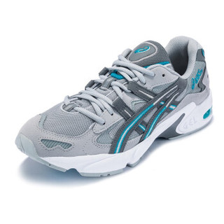 ASICSTIGER 亚瑟士 休闲运动鞋 GEL-KAYANO5OG 灰色/青灰色 39