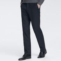 SEVEN 柒牌 115B70010 男士直筒西裤