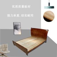 理邦 830127 小户型实木床 (1.2米、实木)