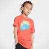 NIKE 耐克 SPORTSWEAR 大童男孩T恤