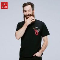 UNIQLO 优衣库 419325 男士短袖T恤
