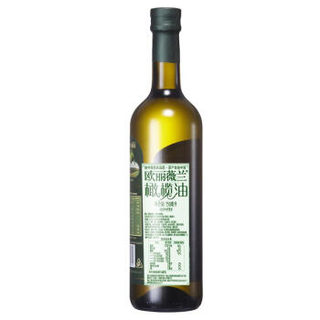 欧丽薇兰 Olivoilà 食用油 压榨橄榄油 750ml