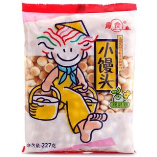 青食 小馒头 儿童奶豆溶豆饼干227g